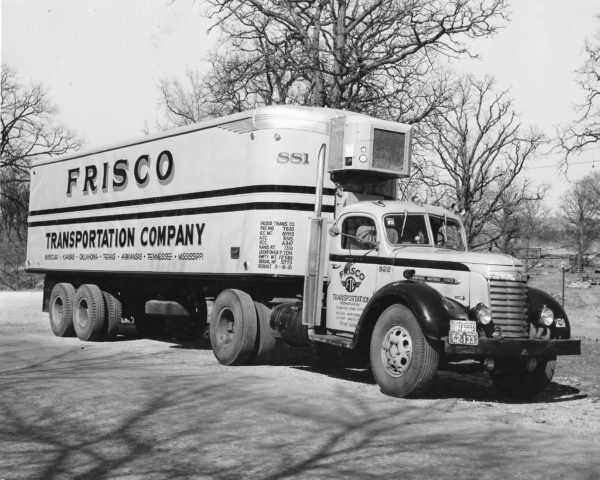 Frisco Transportation Company (Company Portrait)