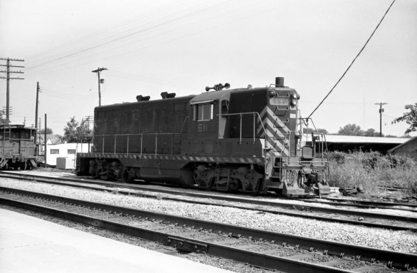 GP7 611 (date and location unknown)