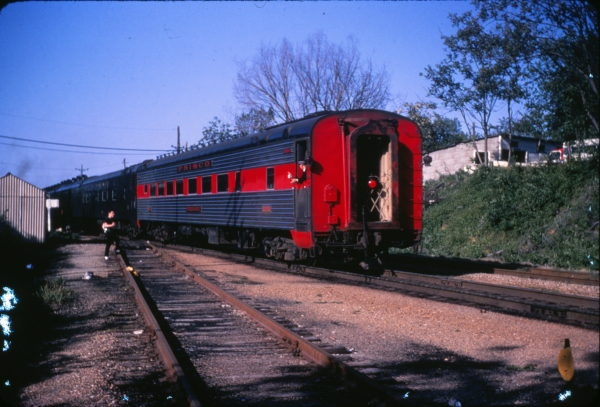 Cafe Lounge 1650 (Sterling Price) at Rolla, Missouri in May 1967 (Mike Condren)