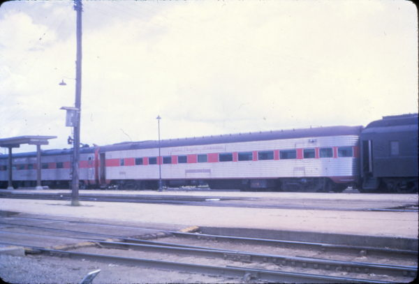 Sleeper-Observation Car 1350 (Joseph Pulizer) (date and location unknown) (Mike Condren)