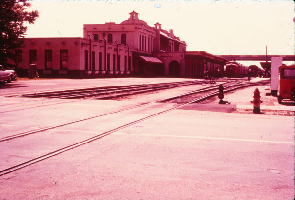Springfield, Missouri Depot (date unknown)