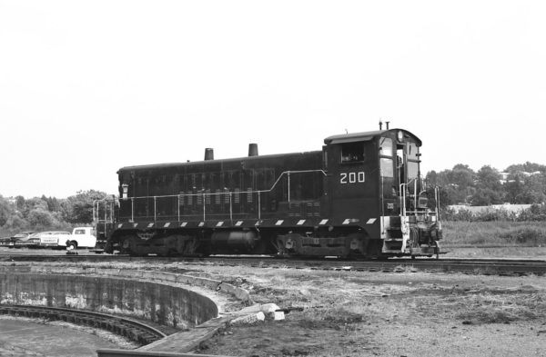 VO-1000 200 (location unknown) in September 1968