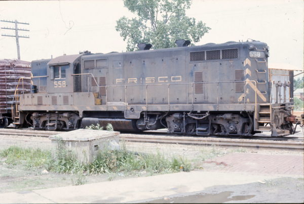 GP7 558 (date and location unknown)