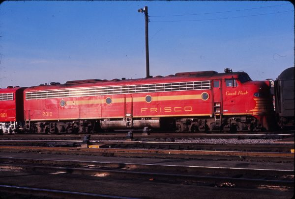 E8A 2010 (Count Fleet) at Birmingham, Alabama on April 20, 1964