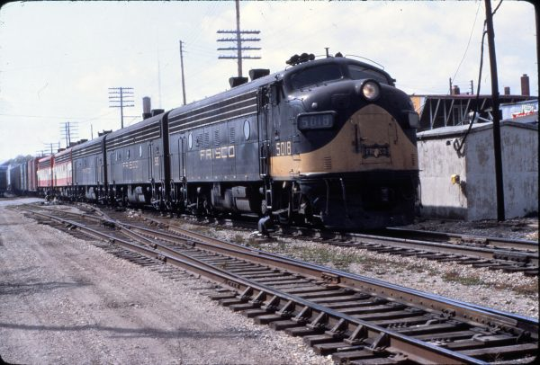 F7A 5018 at Rolla, Missouri on October 5, 1967 (Mike Condren)