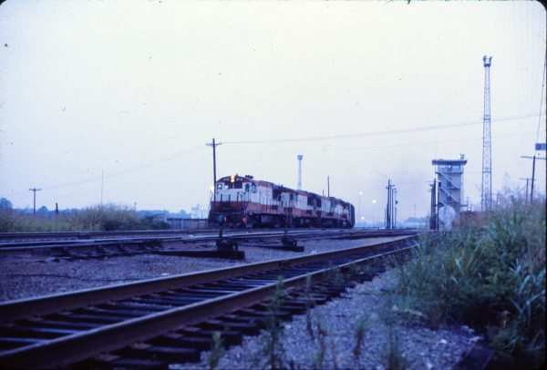 U25B 816 at Memphis, TN(date unknown)