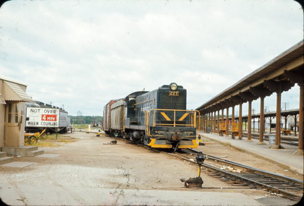 VO-1000 227 at Tulsa, Oklahoma in August 1965