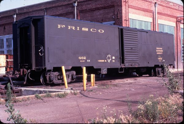 Baggage Car 462 Springfield, Missouri (Mike Condren)