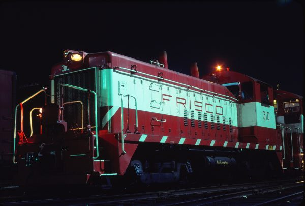 SW9 310 at St. Louis, Missouri on September 1, 1980