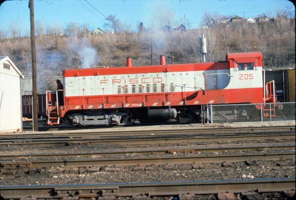 VO-1000m 205 at Kansas City, Missouri in March 1975