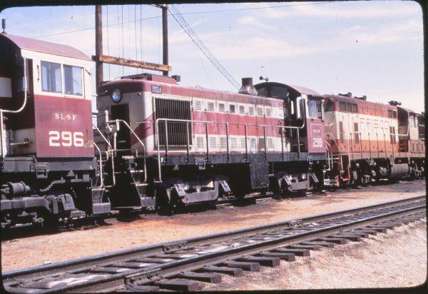S-4 298 at Springfield, Missouri in April 1971 (Mike Condren)