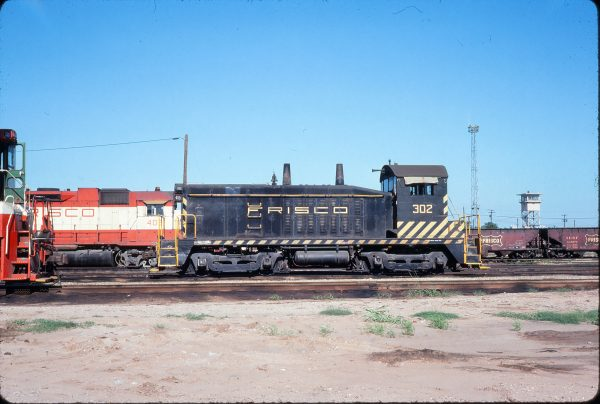 SW7 302 at Tulsa, Oklahoma on July 4, 1977 (Allan Ramsey)