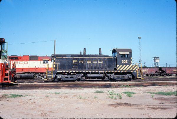 SW7 302 at Tulsa, Oklahoma on July 4, 1977 (Allan Ramsey)