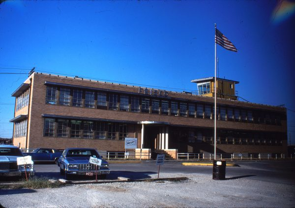Springfield, Missouri Yard Office on October 8, 1980