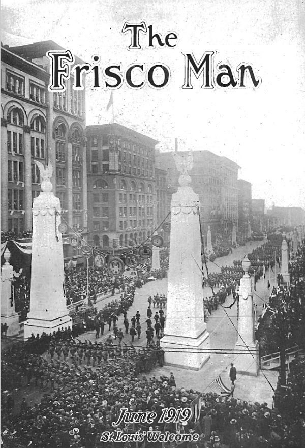 The Frisco-Man - June 1919
