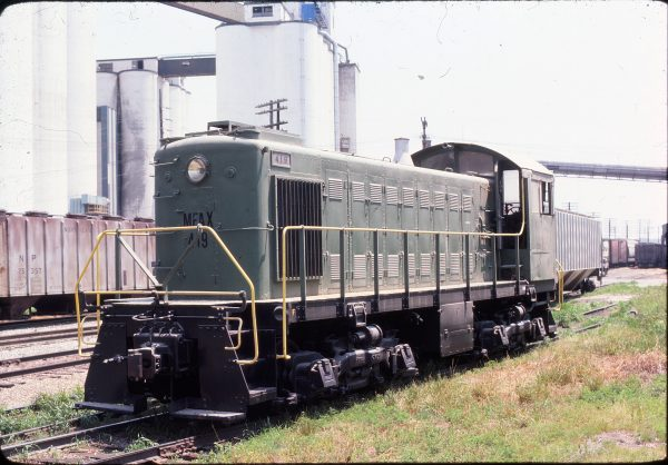 MFAX S-1 419 at Mexico, Missouri on June 16, 1979