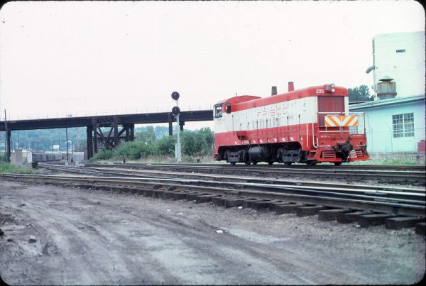 VO1000m 205 Kansas City, Mo in June 1976