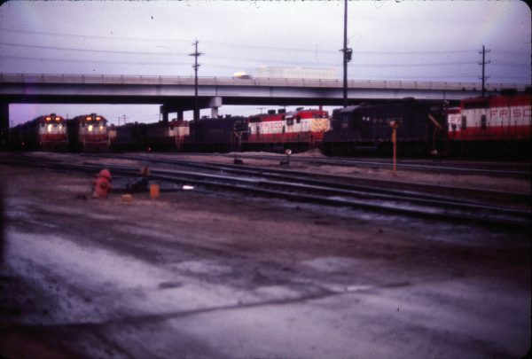 GP38-2s 412 and 696 (date and location unknown)
