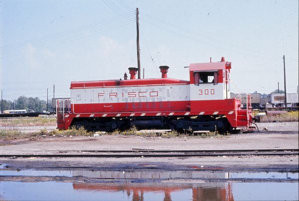 SW7 300 (location unknown) in September 1972
