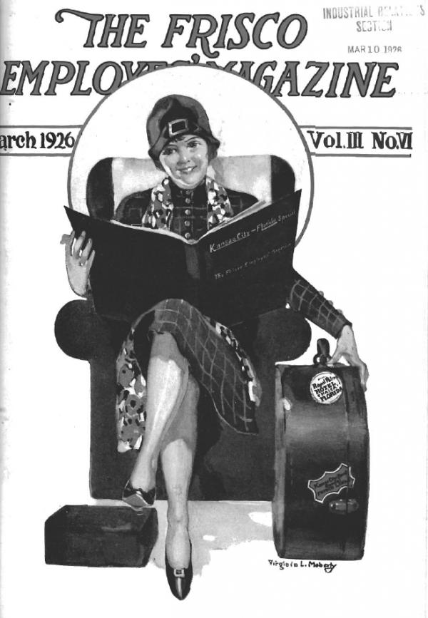 Frisco Employes' Magazine - March 1926