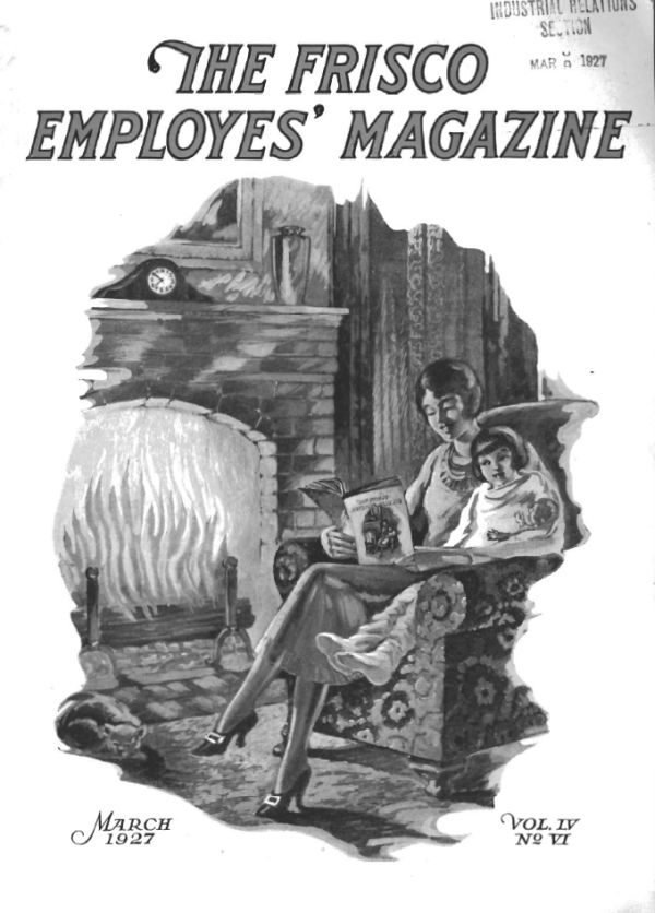 Frisco Employes' Magazine - March 1927