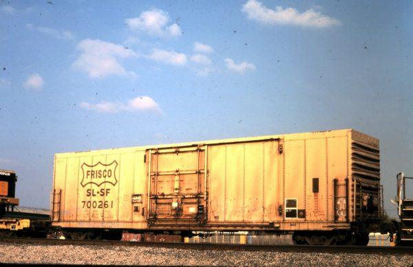Boxcar 700261 (date and location unknown)