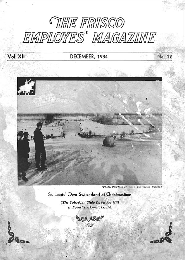 Frisco Employes' Magazine - December 1934