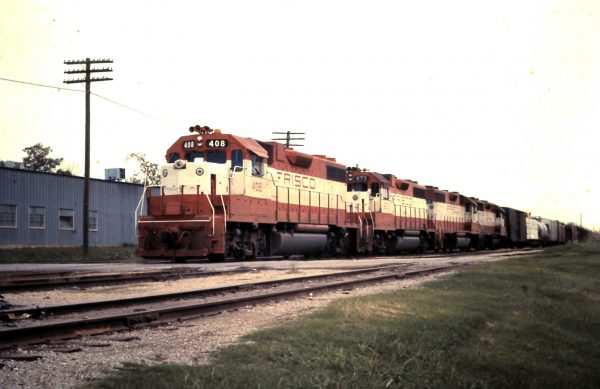 GP38-2s 408 and 673 (date and location unknown)