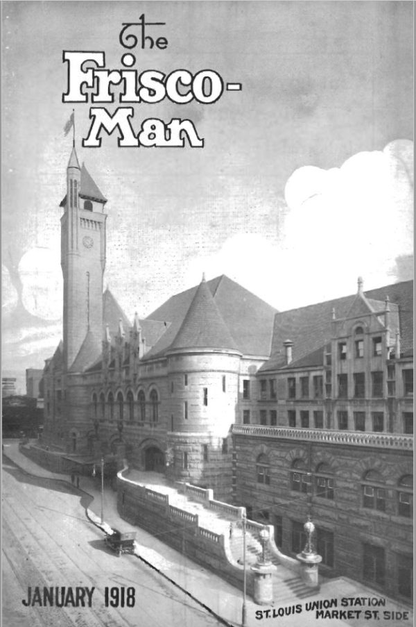 The Frisco-Man - January 1918