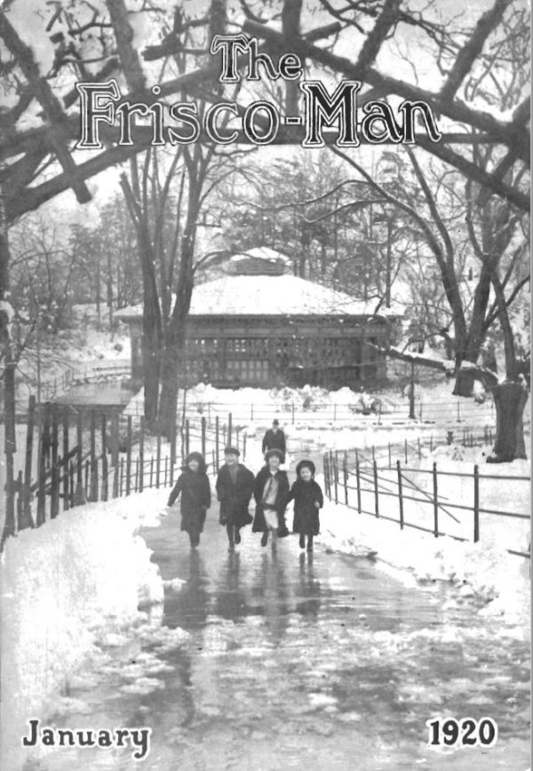The Frisco-Man - January 1920